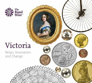 Queen Victoria £5 Coin