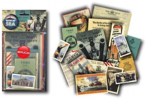War At Sea Replica Document Pack