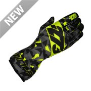 MINUS 273 CAMO BLACK/GRAY/FLUO YELLOW