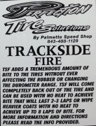 TRACKSIDE DRY/FIRE GAL