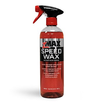 ZMAX SPEED WAX