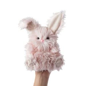 *Fuzy Loves Puppet - Bunny