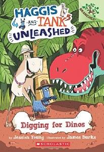 Haggis & Tank Unleased #2: Digging for Dinos