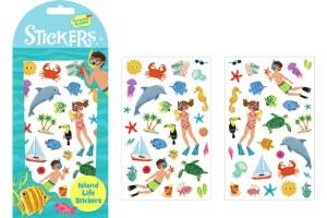 Island Life Stickers