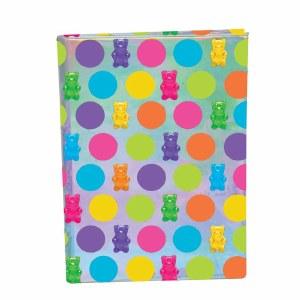 Polka Dot Gummy Bears Journal