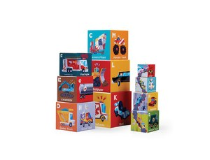 Stack n Play: Things That Go - ABC & 123