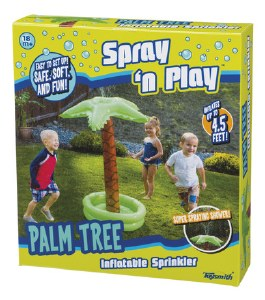 Spray 'n Play Palm Tree Sprinkler