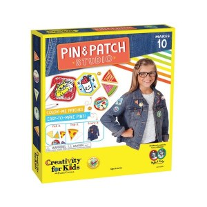 *Pin & Patch Studio