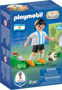 FIFA 2018 Soccer Player: Argentina