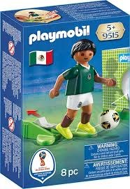 FIFA 2018 Soccer Player: Mexico