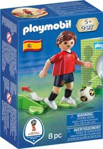 FIFA 2018 Soccer Player: Spain