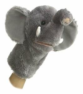 "Puppets - Elephant 10"""