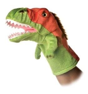 "Puppets - Velociraptor 10"""