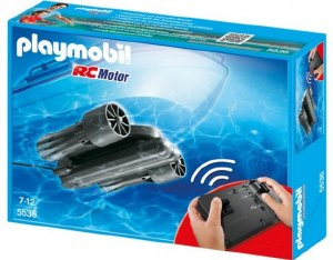 *RC Underwater Motor