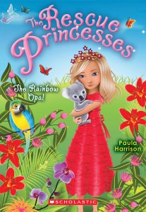 The Rescue Princesses # 11 : The Rainbow Opal