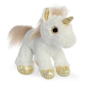 Sparkle Tales - Gold Unicorn