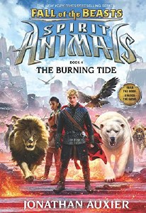 Spirit Animals #4: The Burning Tide