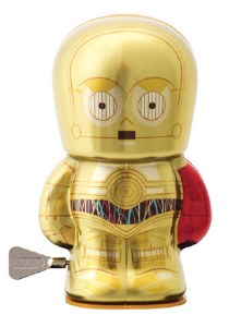 *Star Wars Bebots - C-3PO