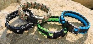 Survival Bracelet w/Whistle