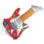 3D Colorables: Rockin' Guitar