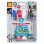4 Window Markers