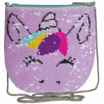 Unicorn Reversible Sequin Crossbody Bag