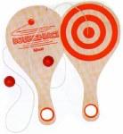 Bounce-Back Paddle Ball