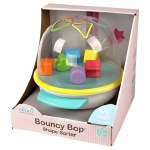 *Bouncy Bop Shape Sorter