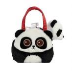Bright Eyes Panda Pet Carrier