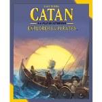 Catan 5-6 Plyr Pirates Exp.NEW