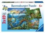 Dinosaur Fascination 3x49 Pc