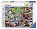 Disney Pixar Movie Reel 1000Pc