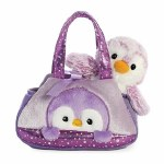 Pom Pom Purple Carrier