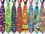 *Father's Day Ties 500Pc