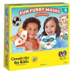 *Fun Furry Masks