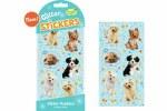 Glitter Puppies Stickers