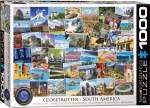 South America 1000pc