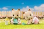*Fluffy Hamster Twins