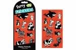 Happy Animals Furry Stickers