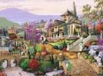 Hillside Retreat 500pc