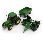 John Deere 6410 Tractor Set