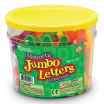 Jumbo Upper Magnetic Letters