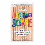 Kaleidoscope Multi Colored Pencils