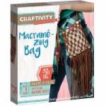 *Macrame-Zing Bag