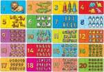 Match & Count Puzzle Set