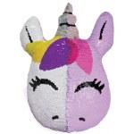 Unicorn Reversible Sequin Mini Pillow