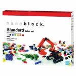 Nano Blocks - Standard Colour Set