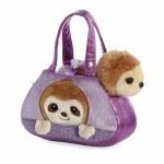 Peek-a-Boo Sloth Pet Carrier