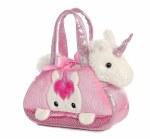 Peek-a-Boo Unicorn Pet Carrier
