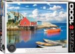 Peggy's Cove, Nova Scotia 1000pc